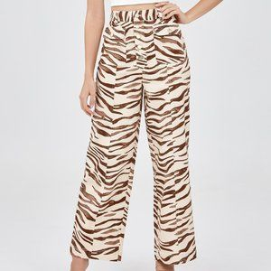 LAST 1! NWT Finders Keepers Tiger Stripe Denim